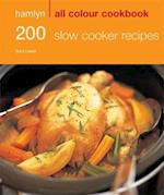 200 Slow Cooker Recipes: Hamlyn All Colour Cookbook af Sara Lewis, Hamlyn