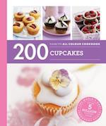 200 Cupcakes af Joanna Farrow