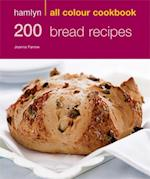 200 Bread Recipes (All Colour Cookbook)