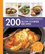 200 Slow Cooker Recipes af Sara Lewis