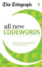 The Telegraph: All New Codewords 1 (The Telegraph Puzzle Books)