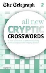 The Telegraph: All New Cryptic Crosswords 2 (The Telegraph Puzzle Books)