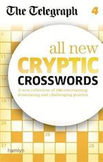 The Telegraph: All New Cryptic Crosswords 4 (The Telegraph Puzzle Books)