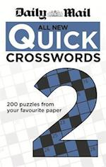 Daily Mail: All New Quick Crosswords 2 (The Daily Mail Puzzle Books, nr. 75)