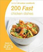 Hamlyn All Colour Cookery: 200 Fast Chicken Dishes (Hamlyn All Colour Cookbook)