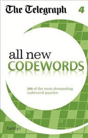 The Telegraph All New Codewords 4