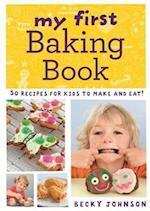 My First Baking Book af Becky Johnson