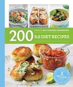 Hamlyn All Colour Cookbook: 200 5:2 Diet Recipes