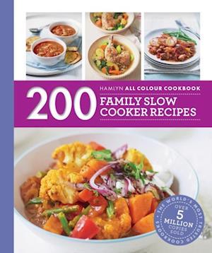 200 Family Slow Cooker Recipes af Sara Lewis