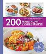 200 Family Slow Cooker Recipes (Hamlyn All Color)