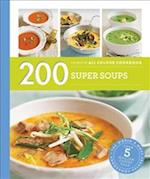 200 Super Soups: Hamlyn All Colour Cookbook af Sara Lewis