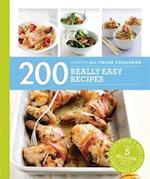 200 Really Easy Recipes (Hamlyn All Color)