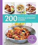 200 Tapas & Spanish Dishes (Hamlyn All Color)