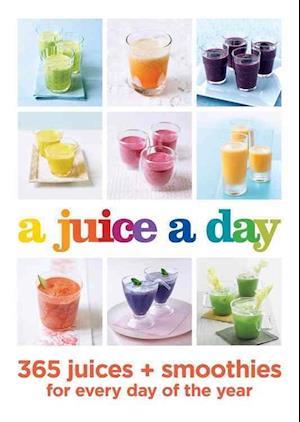 Bog, paperback A Juice a Day