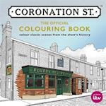 Coronation Street: The Official Colouring Book