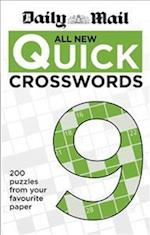 Daily Mail All New Quick Crosswords 9 (The Daily Mail Puzzle Books, nr. 5)