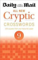 Daily Mail All New Cryptic Crosswords 9 (The Daily Mail Puzzle Books, nr. 4)