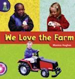 Lighthouse Reception/P1 Pink B: Love Farm (6 Pack) (Lighthouse)