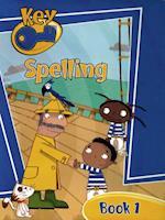 Key Spelling Pupil Book 1 (6 Pack)