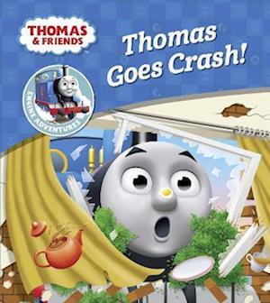 DEAN Thomas Goes Crash (DEAN Picture Book)