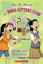 Claudia and Mean Janine (Baby Sitters Club Pb, nr. 4)