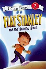 Flat Stanley and the Haunted House (I Can Read Books, Level 2)