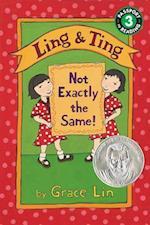 Ling & Ting (Passport to Reading Level 3 Pb)