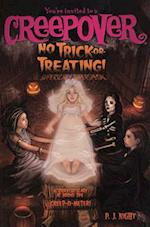 No Trick-Or-Treating! af P. J. Night