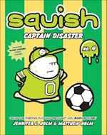 Captain Disaster (Squish Pb, nr. 4)