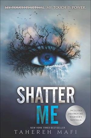Bog, ukendt format Shatter Me af Tahereh Mafi