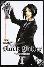 Black Butler, Volume 1 af Yana Toboso