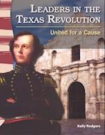 Leaders in the Texas Revolution af Kelly Rodgers