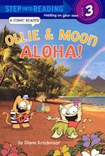 Ollie & Moon af Diane Kredensor