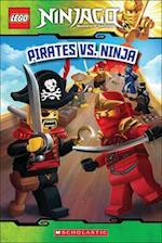 Pirates vs. Ninja (Lego Ninjago Masters of Spinjitzu)