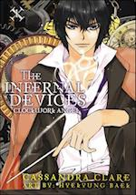 The Infernal Devices 1 af Cassandra Clare