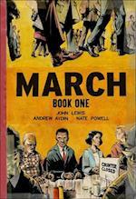 March af John Lewis, Andrew Aydin