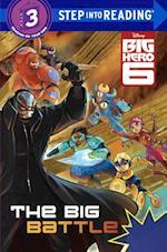 Big Hero 6 af Random House Disney, Bill Scollon