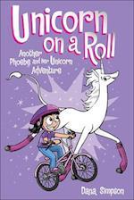 Unicorn on a Roll af Dana Simpson