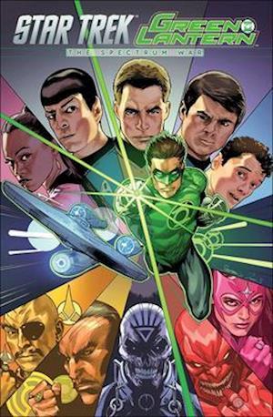 Star Trek/Green Lantern