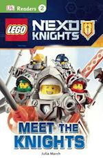 Lego Nexo Knights (DK Readers. Level 2)