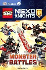 Lego Nexo Knights (DK Readers. Level 3)