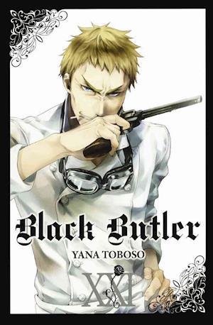 Bog, hæftet Black Butler 21 af Yana Toboso