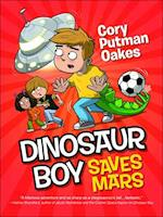 Dinosaur Boy Saves Mars (Dinosaur Boy, nr. 2)