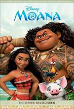 Moana Junior Novelization (Junior Novel)
