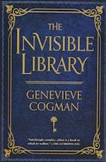 The Invisible Library af Genevieve Cogman