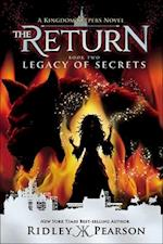 Legacy of Secrets (Kingdom Keepers the Return, nr. 2)