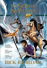 The Heroes of Olympus 2 af Rick Riordan, Robert Venditti