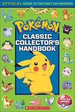 Pokemon Classic Collector's Handbook (Pokemon)
