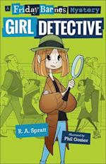 Friday Barnes, Girl Detective (Friday Barnes)