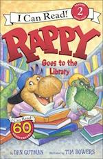 Rappy Goes to the Library (I Can Read. Level 2)